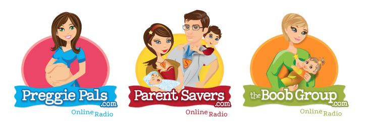 feminine mommy logo designs